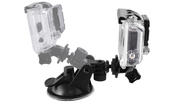 Up To 74% Off on Car Dash Mount with Suction C    | Groupon