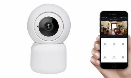 1080p HD Home Security Surveillance Camera WiFi Smart Home Security Camera