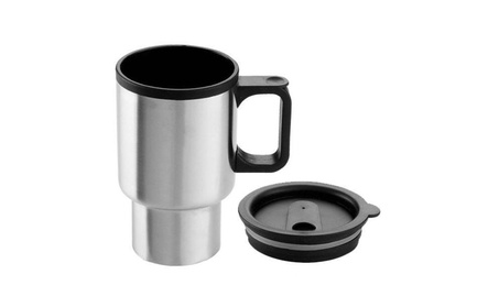 Portable Double-Wall Insulated Stainless Steel Liner Travel Mug bcd281e3-f800-4988-88f0-9b19651a9d48