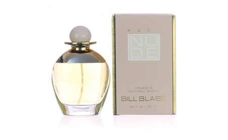 Bill Blass Nude 3.4 OZ 100 ML Cologne For Women f1509adc-3562-4af5-8640-88c0c8ac9e56