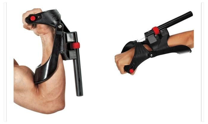 High Quality Muscles Forearm Wrist Fingers Developer Exerciser