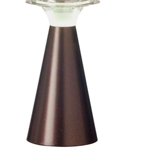 LIGHT IT by Fulcrum 24411-107 12 LED Wireless Lanterna Touch Light and Table Lam