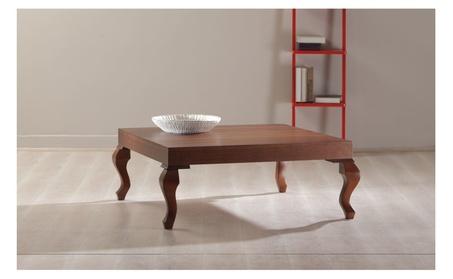 Lukens Coffee Table, Walnut Veneer 36f1e5b3-902b-425a-81eb-5261f897581a