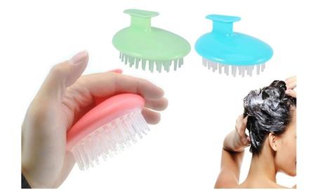 Massager Anti Dandruff Shampoo Brush Head Hair Loss Prevention