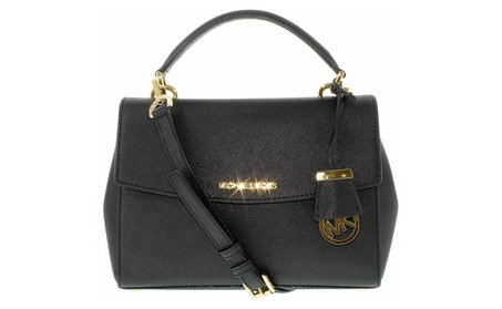Michael Kors Ava Medium Top-Handle Satchel 12b6ebd1-1f6d-4571-bf50-367f22443ea7