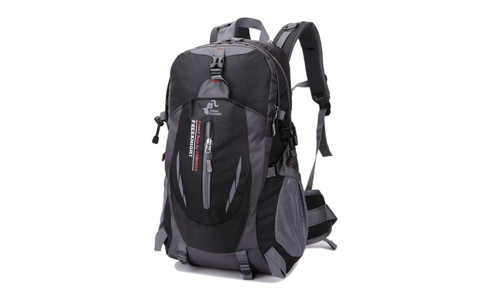 4df03002e2 ... 35L Outdoor Travel Hiking Camping Waterproof Nylon Rucksack Backpack ...