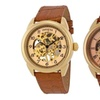 Invicta Mens Specialty Skeleton Dial Mechanical Hand-Wind Watch
