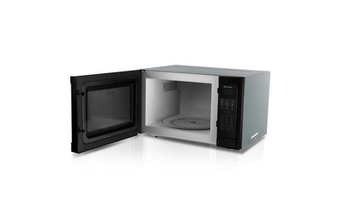 1.1 cu ft Programmable Microwave Oven 1000W Countertop LED Display Kitchen New