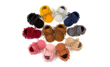 Baby Shoes Soft Moccasins First Walkers for Toddlers & Infants 04f5700f-3562-4c56-982b-26f2384b7db0
