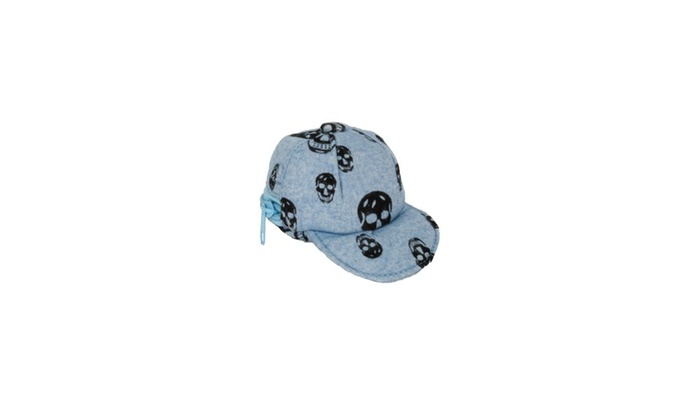 Xehar Women s Mini Baseball Cap Coin Purse Keychain None Other No Metal Type af5e887a99
