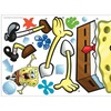 Roommates Spongebob Peel And Stick Giant Wall Decal