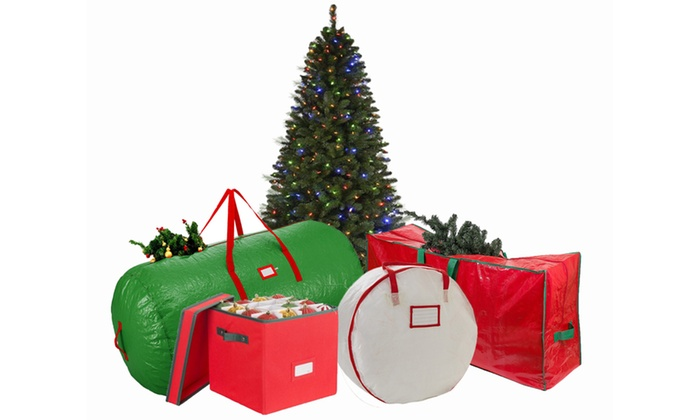 Christmas Tree Boxes For Storage
