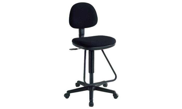 Delicieux Alvin DC999 40 Viceroy Draft Chair   Black