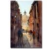 Ryan Radke Rome Canvas Print
