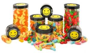 CBD Gummies from Happy Hemp (250mg-3000mg)