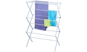 Lavish Home 3-Tier Laundry Drying Rack