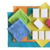 Home Care Kit- Shammy's, Microfibers, Erasers, & Scrubby Sponges