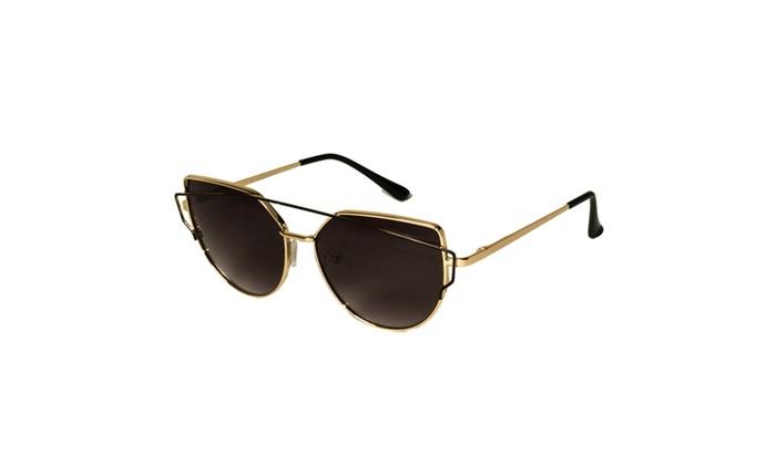 Mechaly Cat Eye Style Women's Sunglasses – 100% UV Protection