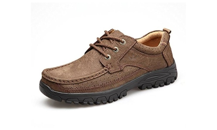 Men Shoes-Sport Casual Walking Tail Outdoor Activie-Breathable Shoes
