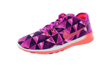 Nike Women's Free 5.0 Tr Fit 5 Prt Training Shoe Training Shoe