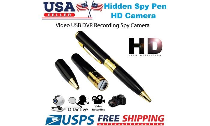 Mini Spy Pen HD 640*//480 Hidden Video Camera Audio Camcorder DVR Recorder DV