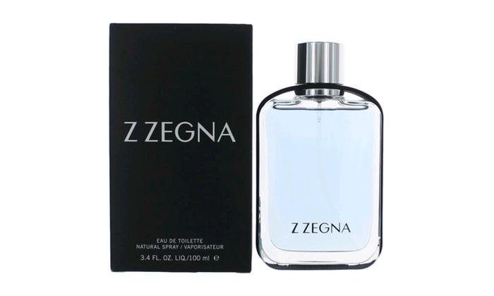 Passion Depot: Ermenegildo Zegna Z Zegna 3.4 OZ 100 ML EDT For Men