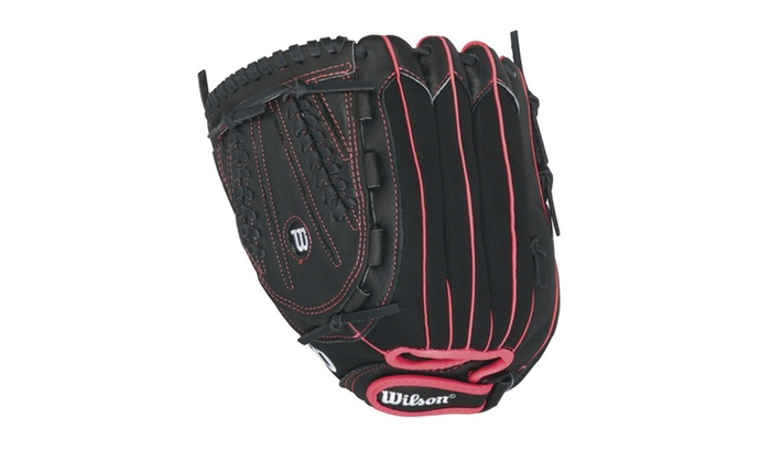 Wilson Flash Fastpitch Softball 12in All Positions Glove-LH