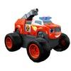 Blaze and the Monster Machines Transforming Fire Truck Blaze DGK58
