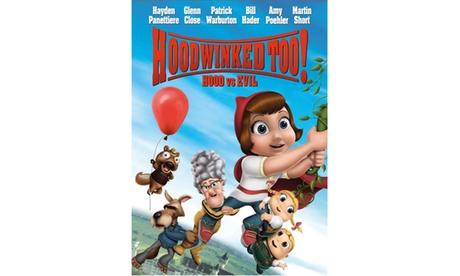 Hoodwinked Too! Hood vs. Evil DVD a46cb8c7-461b-4875-9484-1d599b0e54e3