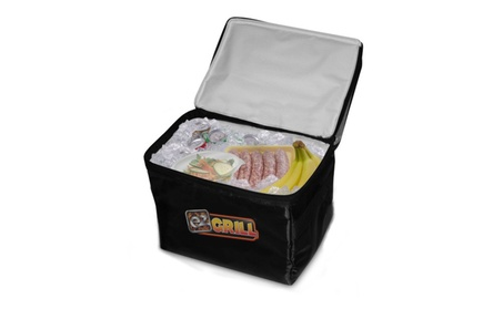 EZ Grill Large Party Size Barbeque Sporting Event Outdoor Cooler Bag a1be0540-e1b0-4529-8313-1637096846e8