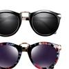 Women's Round Arrow Wayfarer Polarized Sunglasses