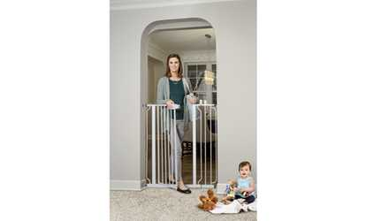 Shop Groupon Regalo Extra Tall Baby Gate