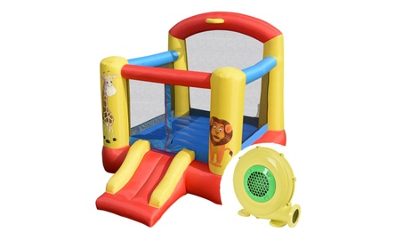 Inflatable Animals Jumping Bounce House Castle Jumper Bouncer Slide f0dee979-8119-4b89-9d04-fb4a7b97cc14