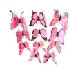 3D Butterfly Wall Sticker Room Decor Wall Decal