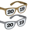 New Year's 2019 Printed Glasses
