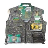 Alex Brands 0T2471000TL Backyard Safari Jungle Camo Cargo Vest