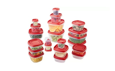Easy Find Lid Bpa-Free Plastic Food Storage Containers Set 50 Pc. f7d8a106-41a7-4d40-b878-02260cfc968b