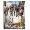 Jimenez 'Cuzco I' Canvas Art