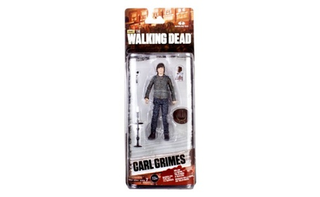 McFarlane Walking Dead Series 7 Carl Grimes Action Figure 84c75de0-f496-490c-91e5-5ad2ac726f5d