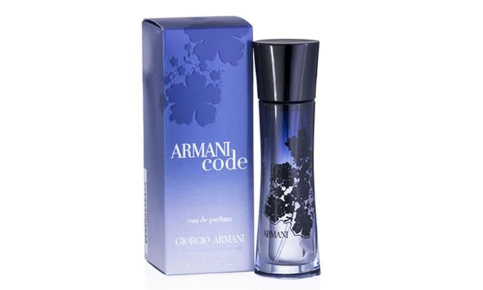 Armani Femme Code By Giorgio Sprayladies Edp dxBCoeErWQ