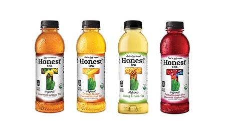 Honest Tea 16.9oz, 12 Pack
