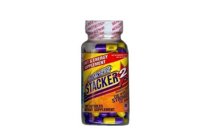 Weight Loss & Energy Supplement Stacker 2 ephedra