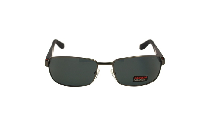 Carrera Carrera 8004 27HY2 - Dark Ruthenium Black Polarized 62-18-130
