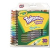 Crayola BIN687409 Crayola Twistables Colored Pencils  Nontoxic  30 Ass