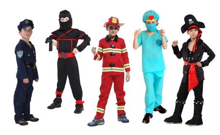 Boys' Halloween Costumes Set with Shirt, Pants, & Accessories e1fbe60a-0302-43fe-9d79-529a021e25d7