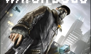 Watch Dogs the Video Game for PS3, PS4, Xbox One, or 360