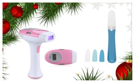 Home Laser Permanent Hair Removal & Nail Care System 6817f1ff-65cd-43a0-b7f1-e5b9bb844450