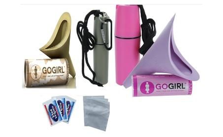 Go Girl Sanitation Kit e5ee1f4b-2f2e-4460-8f07-d9a3f437e990