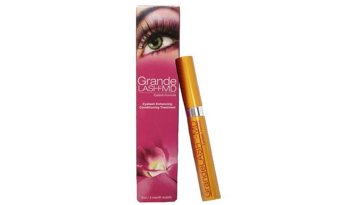 666867ac41d Up To 41% Off on GrandeLash Md Eyelash Formula | Groupon Goods