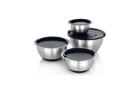 Wolfgang Puck 8-piece Non-Skid Stainless Steel Mixing Bowl Set f11fd9ce-094a-403f-aa76-00f7ce987eda